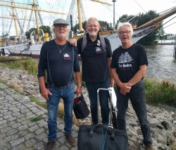 Tres Hombres Shanty Crew